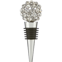 two of a kind jeweled bottle stopper | Kate Spade New York