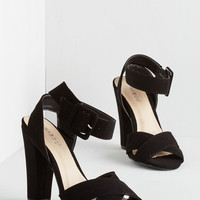 Swank You Very Much Heel by ModCloth