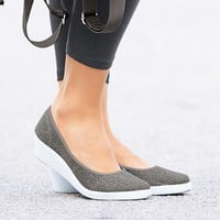Classic Sporty Wedge
