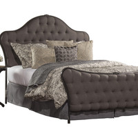 1351 Jefferson Bed Set - King - Bed Frame Included - Old Black Finish - Free Shipping!