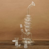 Double Spiral Recycler, with Joint Function