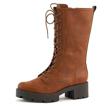 Women's Private Boots Camel