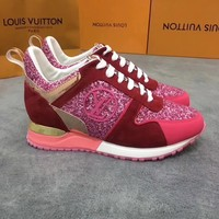 Louis Vuitton Lv Run Away Sneakers Reference #10736 - Best Online Sale