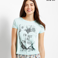 Aeropostale  Like The Rest Graphic T
