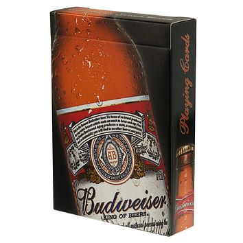 Budweiser - Bottle Playing Cards