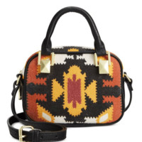 Steve Madden Balfie Small Crossbody Orange Multi