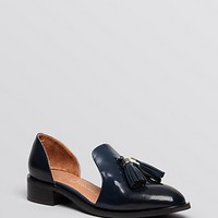 Jeffrey Campbell D'Orsay Loafers - Open Case