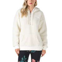 Subculture Sherpa Pullover Hoodie | Shop Womens Sweatshirts At Vans