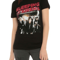 Sleeping With Sirens Suits Girls T-Shirt