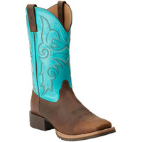 10014162 Ariat Women's Hybrid Rancher Western Boot from Bootbay, Internet's Best Selection of Work, Outdoor, Western Boots and Shoes.