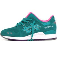 Gel-Lyte III Sneakers Tropical Green / Tropical Green