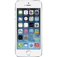 Apple - iPhone 5s 16GB Cell Phone - Silver (AT&T)