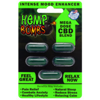 Hemp Bombs Capsules