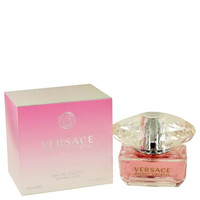 Bright Crystal Perfume by Versace Eau De Toilette Spray
