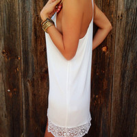 Summer Sun Crochet Dress