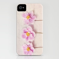 anemone trio iPhone & iPod Case by Sylvia Cook Photography