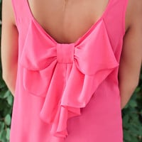 Graceful Moments Tank - Coral