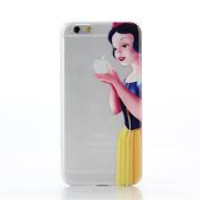 Clear iPhone Case with Snow White iPhone 6 Plus