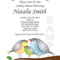 Baby Shower Invitations Boy Baby Shower Invites Instant Download (a1) -Free Thank You Cards - Instant Download