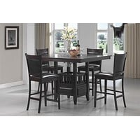 Jaden Collection Counter Height Table by Coaster