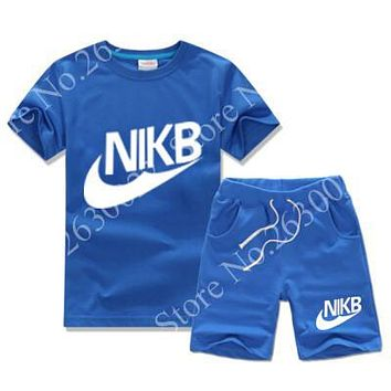 Summer Boys Clothes 2017 New Baby Girl Clothes Set Toddler Boys Clothing Suits Kids Clothes Children Sport Tracksuit