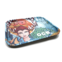 OCB OX Goddess Rolling Tray (Large)