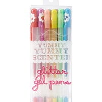 International Arrivals Yummy Scented Glitter Gel Pens