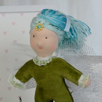 Lily- Anthroposophic Sweety Fairy Doll
