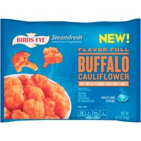 Birds Eye® Steamfresh® Flavor Full Buffalo Cauliflower 9.5 oz. Bag - Walmart.com