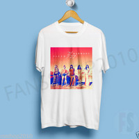 FIFTH HARMONY 7/27 Deluxe Not That Kind of Girl 2016 White T-Shirt Size S to XL