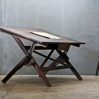 Stack Engineer Cantilever Drafting Table : Factory 20