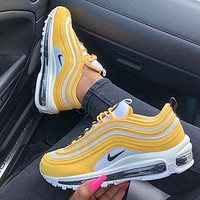 Nike Air Max 97 Fashion Casual Sneakers Sport Shoes