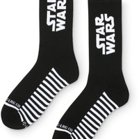 LRG x Star Wars Logo Crew Socks