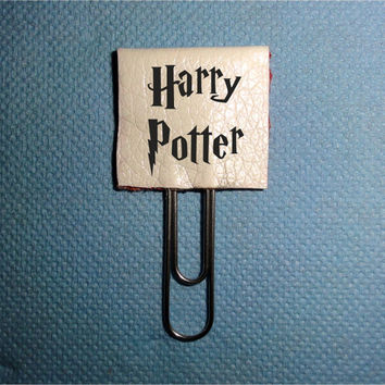 Planner Clip Harry Potter. Planner Clips Bookmarks, Planner Supplies Accessories. Bookmarks Page Planner.