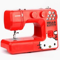 Hello Kitty 13512 Sewing Machine: Red