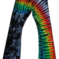 "Women's Tie-Dye ""Eclipse"" Yoga Pants"
