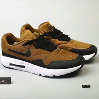 NIKE AIR MAX 1 ultra Women Casual Running Sport Shoes Sneakers H-A-YYMY-XY Tagre™