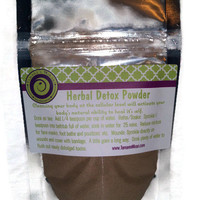 Herbal Detox Powder - Weight Loss - Wound Healer - Pain Reliever - Body Wrap