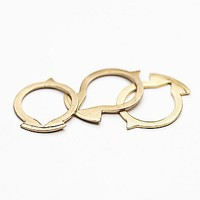 FiLiLi by Luiny Womens Stackable Tuareg Rings