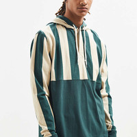 UO Hooded Rugby Shirt | Urban Outfitters