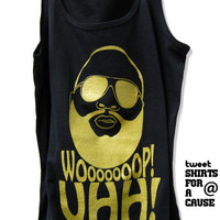 Rick Ross Woop Uhh MEN'S Tank Top - All Sizes Available