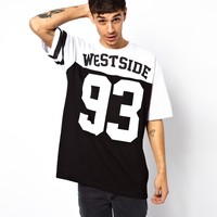 River Island College T-Shirt