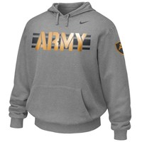 Nike Army Black Knights 2013 Rivalry Performance Hoodie - Charcoal