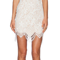 Sasha Lace Skirt