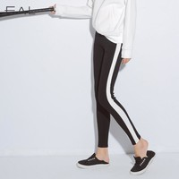 Korean Leggings Autumn Sports Cropped Pants Skinny Pants [9022843207]