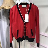 Gucci 2020 net red early autumn cardigan