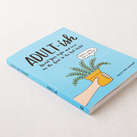 Adult-ish: Record Your Highs and Lows on the Road to the Real World By Cristina Vanko   Urban Outfitters