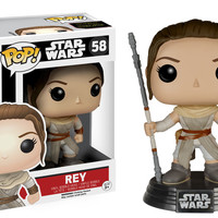 Pop! Star Wars: Rey | Episode VII
