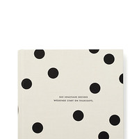 Kate Spade It All Just Clicked 4X6 Photo Album Cream ONE