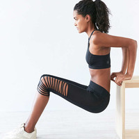 Without Walls Splice Knee Cropped Legging - Urban Outfitters
